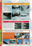 Scan of the review of 1080 Snowboarding published in the magazine Gameplay 64 10, page 3