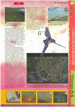 Scan of the review of Star Wars: Rogue Squadron published in the magazine Gameplay 64 12