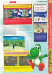 Scan of the review of Mario Party published in the magazine Gameplay 64 12, page 2