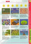 Scan of the review of Mario Party published in the magazine Gameplay 64 12, page 4