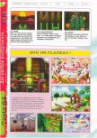 Scan of the review of Mario Party published in the magazine Gameplay 64 12, page 5