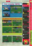 Scan of the review of International Superstar Soccer 2000 published in the magazine Gameplay 64 18