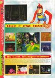Scan of the review of Donkey Kong 64 published in the magazine Gameplay 64 20