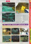 Scan of the review of Armorines: Project S.W.A.R.M. published in the magazine Gameplay 64 20