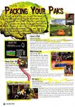 Scan of the article N64 Controller Pak : Mobile Memory published in the magazine Nintendo Power 93