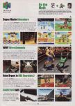 Scan of the preview of NBA Courtside 2 featuring Kobe Bryant published in the magazine Electronic Gaming Monthly 121, page 1