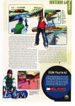 Scan of the preview of 1080 Snowboarding published in the magazine Electronic Gaming Monthly 105, page 2