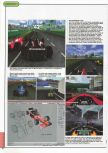 Scan of the preview of F1 Racing Championship published in the magazine Playmag 45