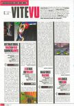Scan of the review of International Track & Field 2000 published in the magazine Playmag 49