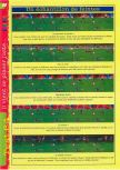 Scan of the review of FIFA 98: Road to the World Cup published in the magazine Gameplay 64 04, page 3