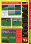 Scan of the review of FIFA 98: Road to the World Cup published in the magazine Gameplay 64 04, page 4