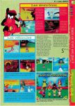 Scan of the review of Diddy Kong Racing published in the magazine Gameplay 64 04, page 2