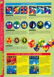 Scan of the review of Diddy Kong Racing published in the magazine Gameplay 64 04, page 3