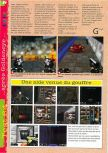 Scan of the review of Duke Nukem 64 published in the magazine Gameplay 64 04