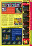 Scan of the review of Dual Heroes published in the magazine Gameplay 64 04