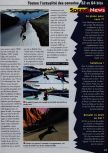 Scan of the preview of 1080 Snowboarding published in the magazine Consoles News 18, page 2