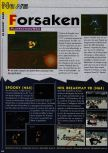 Scan of the preview of Spooky published in the magazine Consoles News 18