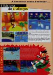 Scan of the review of Diddy Kong Racing published in the magazine Consoles News 18, page 2