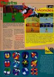 Scan of the review of Diddy Kong Racing published in the magazine Consoles News 18, page 3