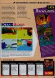 Scan of the review of Diddy Kong Racing published in the magazine Consoles News 18, page 4