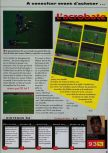 Scan of the review of FIFA 98: Road to the World Cup published in the magazine Consoles News 18, page 2