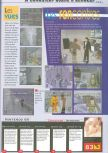 Scan of the review of Mission: Impossible published in the magazine Consoles News 25