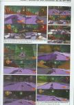 Scan of the preview of WipeOut 64 published in the magazine Consoles News 25