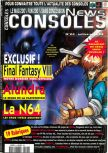Cover scan of magazine Consoles News  24
