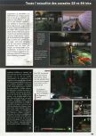 Scan of the preview of Shadow Man published in the magazine Consoles News 24