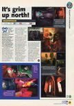 Scan of the preview of Shadow Man published in the magazine N64 06