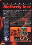Scan of the preview of Earthbound 64 published in the magazine N64 06