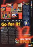 Scan of the preview of Mystical Ninja Starring Goemon published in the magazine N64 06