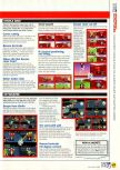 Scan of the walkthrough of Mario Kart 64 published in the magazine N64 08