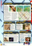 Scan of the walkthrough of Blast Corps published in the magazine N64 08, page 3