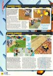 Scan of the walkthrough of Blast Corps published in the magazine N64 08, page 5