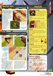 Scan of the walkthrough of Blast Corps published in the magazine N64 08, page 6