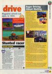 Scan of the preview of Rev Limit published in the magazine N64 11, page 1
