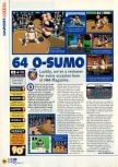 Scan of the review of 64 Oozumou published in the magazine N64 11