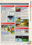 Scan of the walkthrough of Diddy Kong Racing published in the magazine N64 11, page 4