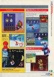 Scan of the walkthrough of Diddy Kong Racing published in the magazine N64 11, page 6