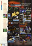 Scan of the review of Yoshi's Story published in the magazine N64 12, page 9