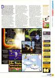 Scan of the review of Yoshi's Story published in the magazine N64 12, page 10