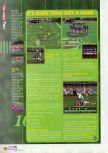 Scan of the walkthrough of  published in the magazine N64 12, page 5