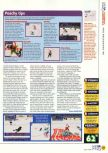 Scan of the review of NHL Breakaway 98 published in the magazine N64 14, page 4