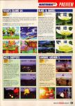Scan of the preview of Blade & Barrel published in the magazine Nintendo Official Magazine 54, page 1