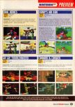 Scan of the preview of Kirby's Air Ride published in the magazine Nintendo Official Magazine 54, page 1