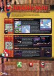 Scan of the review of Yoshi's Story published in the magazine N64 15, page 3