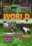 Scan of the review of World Cup 98 published in the magazine N64 16