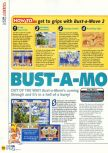 Scan of the review of Bust-A-Move 2: Arcade Edition published in the magazine N64 17, page 1