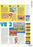 Scan of the review of Bust-A-Move 2: Arcade Edition published in the magazine N64 17, page 2